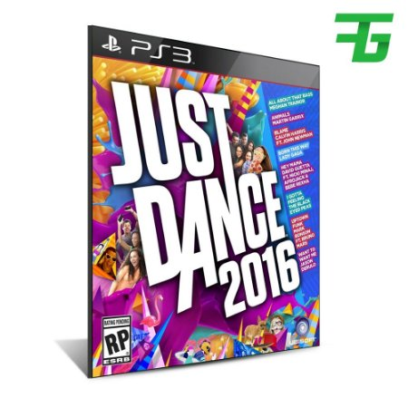 Just Dance - Mídia Digital - Playstation 3