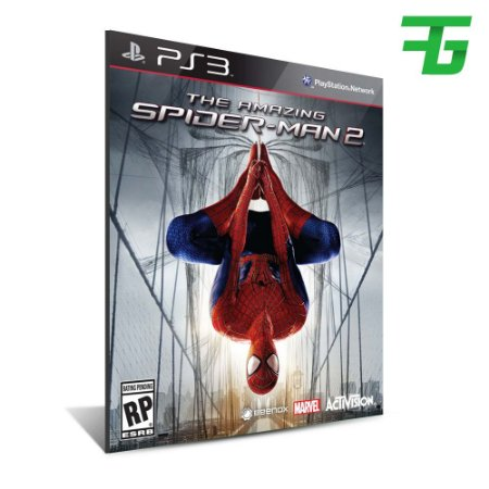 Ps3 The Amazing Spider Man 2 Gold Edition - Mídia Digital - Playstation 3