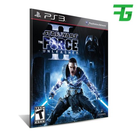 Star Wars The Force Unleashed Ii 2 - Mídia Digital - Playstation 3
