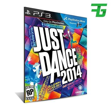Just Dance 2014 - Mídia Digital - Playstation 3