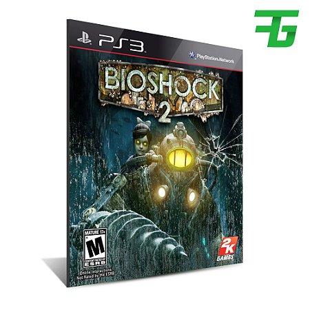 Bioshock - Mídia Digital - Playstation 3