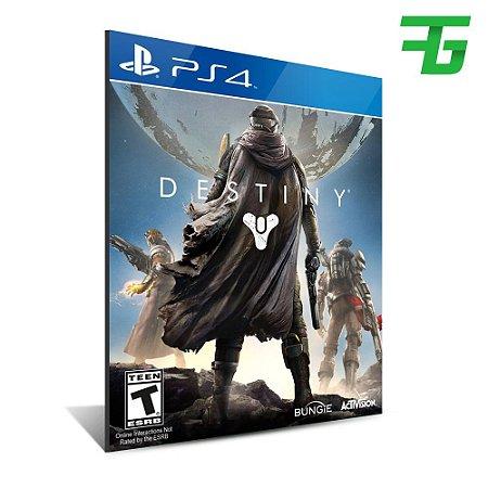 DESTINY PS4 - MÍDIA DIGITAL
