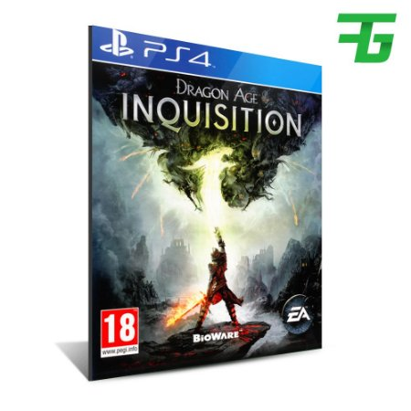 DRAGON AGE INQUISITION PS4 - MÍDIA DIGITAL