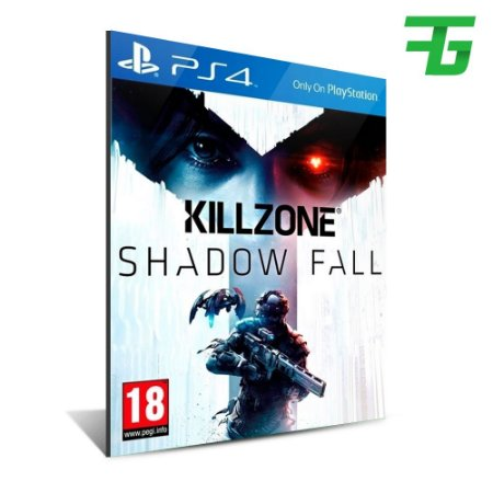 KILLZONE SHADOW FALL PS4 - MÍDIA DIGITAL
