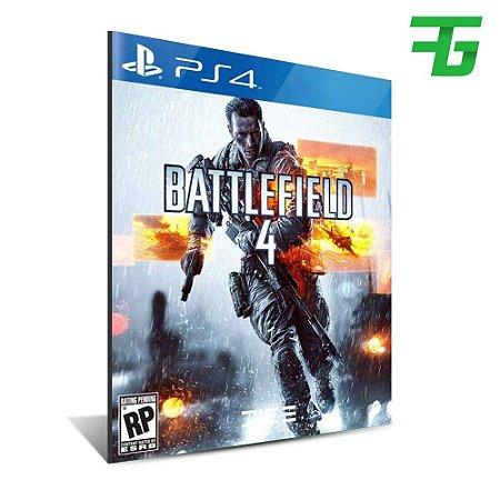 BATTLEFIELD 4 PS4 - MÍDIA DIGITAL