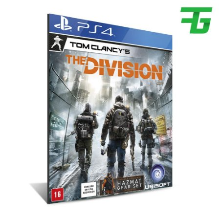 TOM CLANCY'S THE DIVISION PS4 - MÍDIA DIGITAL