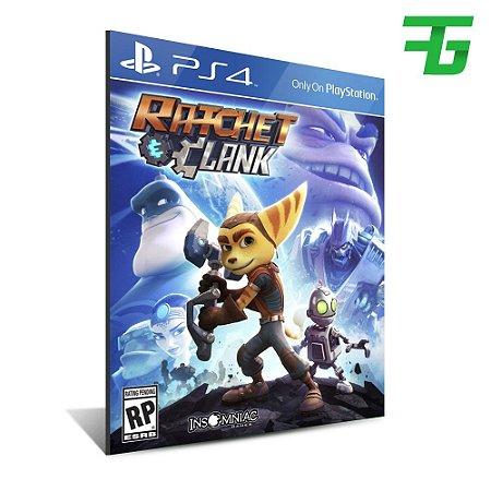 RATCHET & CLANK PS4 - MÍDIA DIGITAL
