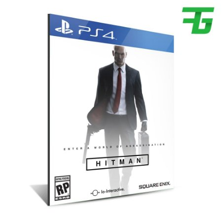 HITMAN THE FULL EXPERIENCE PS4 - MÍDIA DIGITAL