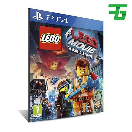 THE LEGO MOVIE VIDEOGAME PS4 - MÍDIA DIGITAL