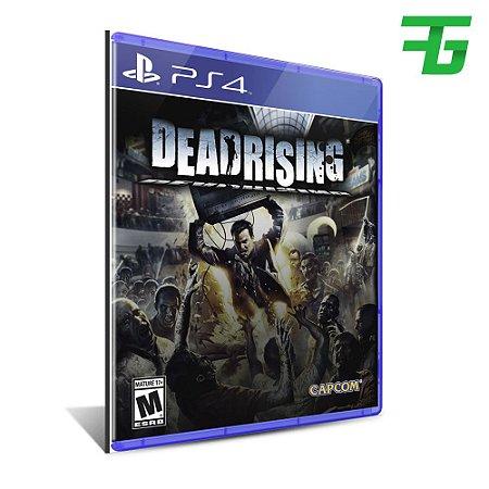 DEAD RISING PS4 - MÍDIA DIGITAL