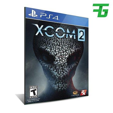 XCOM 2 PS4 - MÍDIA DIGITAL