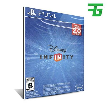 DISNEY INFINITY (2.0 EDITION) PS4 - MÍDIA DIGITAL