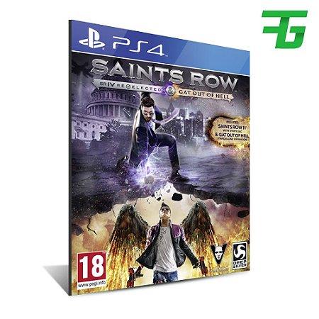 SAINTS ROW RE-ELECTED PS4 - MÍDIA DIGITAL