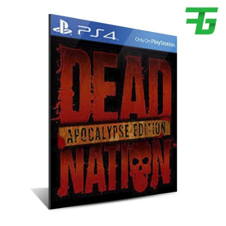 DEAD NATION APOCALYPSE EDITION PS4 - MÍDIA DIGITAL