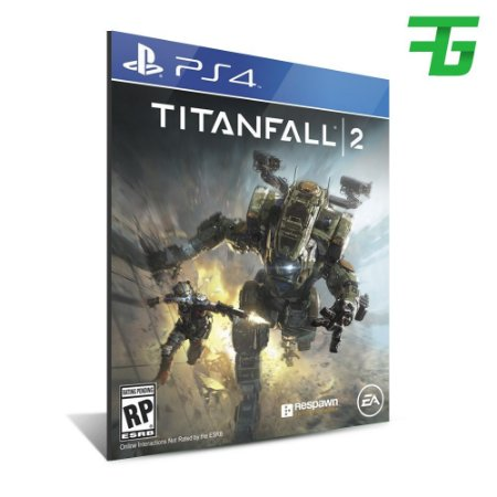 TITANFALL 2 STANDARD EDITION PS4 - MÍDIA DIGITAL
