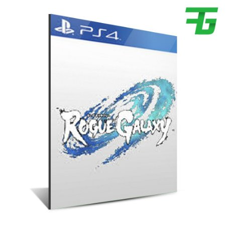 ROGUE GALAXY PS4 - MÍDIA DIGITAL