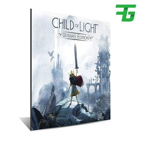 CHILD OF LIGHT ULTIMATE EDITION PS4 - MÍDIA DIGITAL