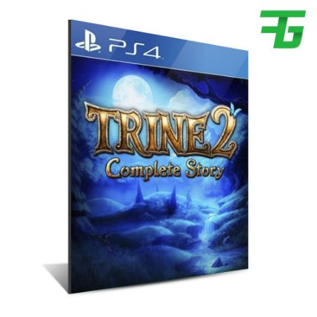 TRINE 2 PS4 - MÍDIA DIGITAL