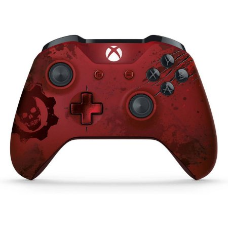 Controle Xbox One s modelo Gears of wars 4