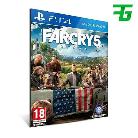 FAR CRY 5 - MÍDIA DIGITAL - PS4