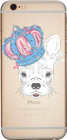 Capinha para celular - Dog meu Príncipe