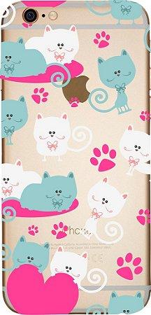 Capinha para celular - Gatinhos 3