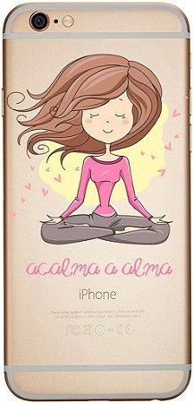 Capinha para celular - Acalma a Alma