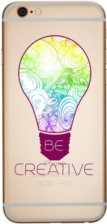Capinha para celular - Be Creative