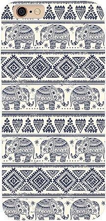 Capinha para celular - Elefante Tribal 2