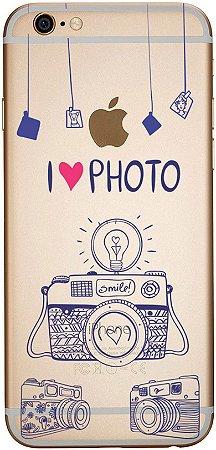 Capinha para celular - Love Photo 2
