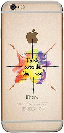 Capinha para celular - Think Out de Box 2