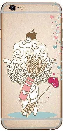 Capinha para celular - Cupido