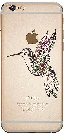 Capinha para celular - Beija Flor