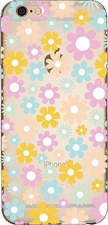 Capinha para celular - Flor Bela