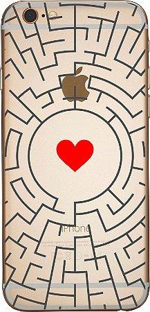 Capinha para celular - Labirinto do Amor