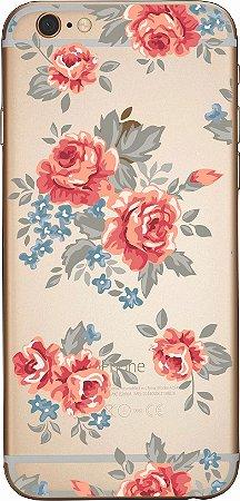 Capinha para celular - Flores