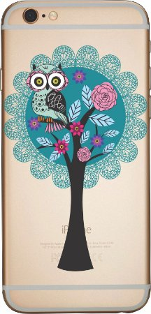 Capinha para celular - Árvore Coruja