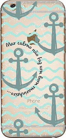 Capinha para celular - Mar Calmo