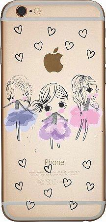 Capinha para celular - Garotas