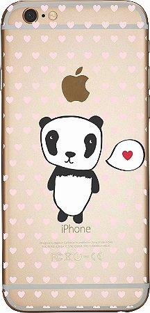 Capinha para celular - Panda 1