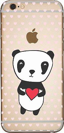 Capinha para celular - Panda 3