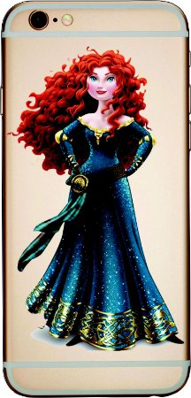 Capinha para celular - Princesa Merida