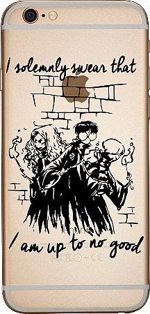 Capinha para celular - Turma Harry Potter