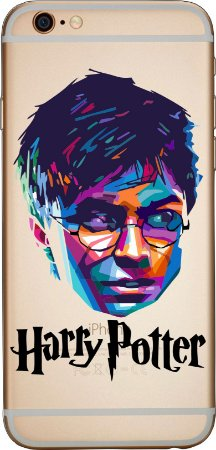 Capinha para celular - Harry Potter  2