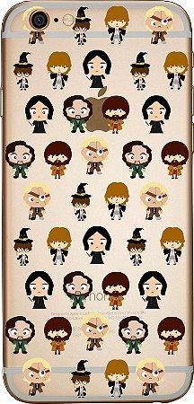 Capinha para celular - Personagens Harry Potter