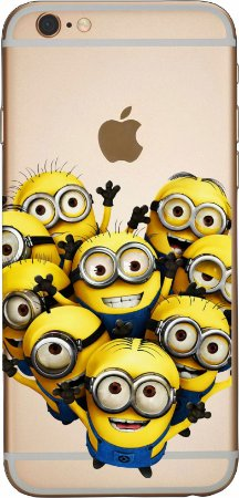 Capinha para celular -  Minions