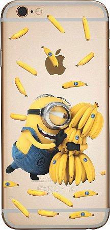 Capinha para celular -  Minions Bananas