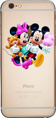 Capinha para celular -  Mickey e Minnie 4