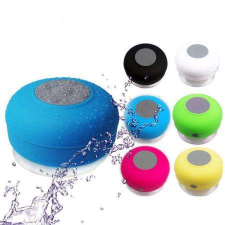 Caixa de som bluetooth a prova d'água