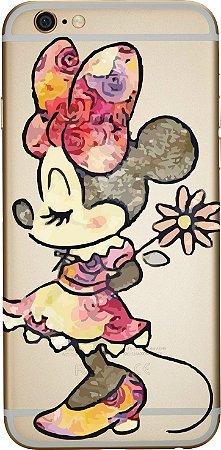 Capinha para celular - Linda Minnie